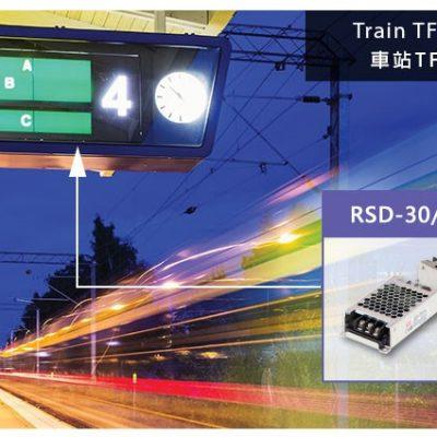 RSD Train TFT Display
