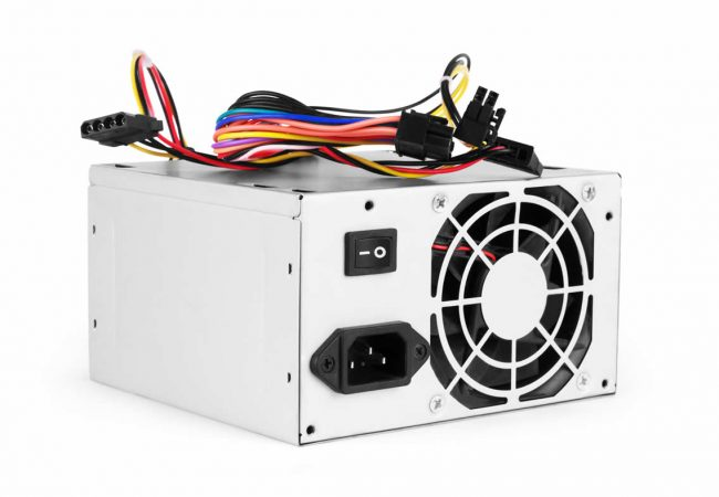Power Supply for Personal Computing System - Mean Well Power Supply Distributor of America